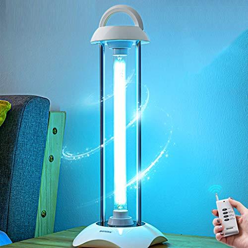 Dilian Desinfektionslampe, UV-Luftreiniger, Keimtötendes Licht, Schnelle Desinfektion, Geeignet Für Restaurants, Krankenhäuser, Schulen, Privathaushalte