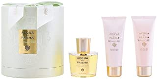 Acqua Di Parma Set for Women Gelsomino Nobile Eau de Parfum 100ml + Shower Gel 75ml + Body Cream 75ml