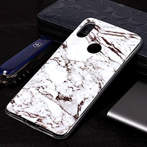 Cálido regalo del hogar dando patrón de mármol suave TPU casa,para Xiaomi Redmi S2 decoración Xim0163w