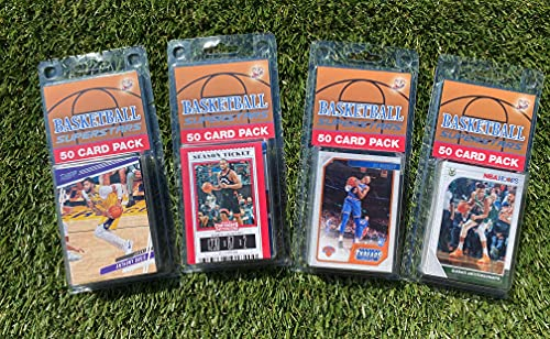 NBA Superstar- (50) Card Pack NBA Basketball Superstars Starter Kit all Different cards. Comes in Custom Souvenir Case! Perfect for the Ultimate NBA Fan! by 3bros