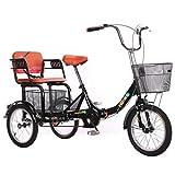 M-YN Triciclo Adulto Triciclos Adultos Trikes for Adultos 16