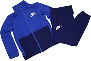 352c65ebd2913a Nike Sportswear, Tuta Bambino, Blu (Game Royal/Blue Void/White 478