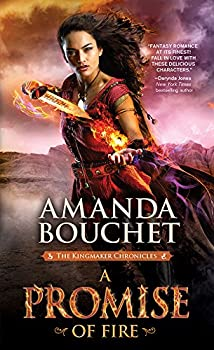 A Promise of Fire by Amanda Bouchet - All About Romance