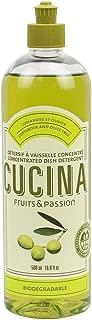 Fruits & Passion - Cucina Dish Detergent - Coriander & Olive Oil - 16.9 fl oz
