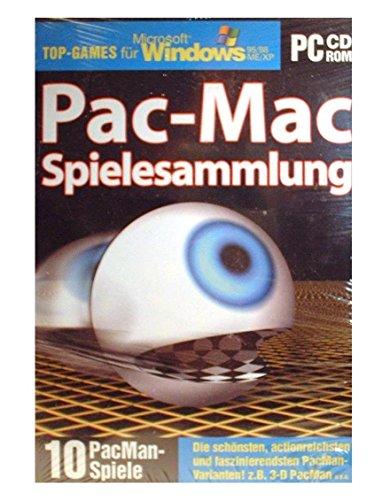 Pac-Mac Spielesammlung
