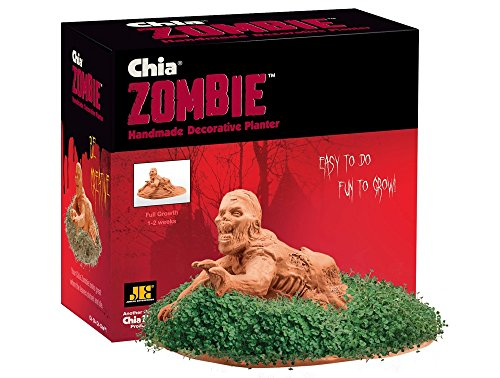 Chia Zombie Dragging Drew/Torso Pet