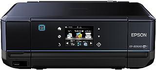 旧モデル エプソン インクジェット複合機 Colorio EP-806AB 無線 有線 スマートフォンプリント Wi-Fi Direct ブラック