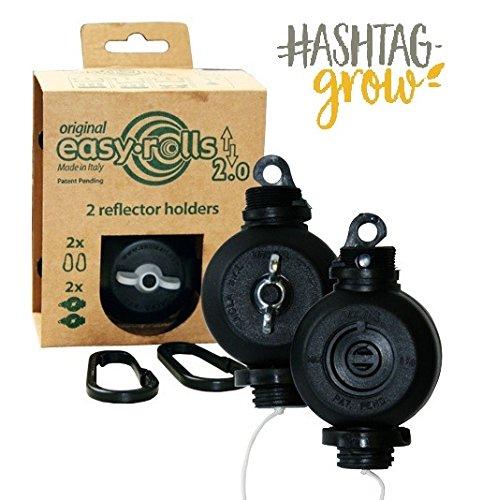 Easy Rolls 2.0/Lampes Jojo/Yoyo/2 pièces/ampoules réflecteur Fixation