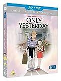 Only Yesterday (English Version) (2 Blu-Ray) [Edizione: Regno Unito] [Reino Unido] [Blu-ray]