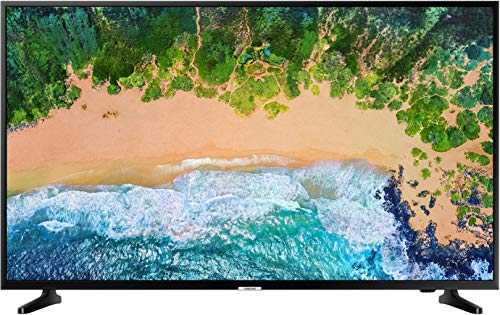 "Samsung UE55NU7093UXXH LED TV Series 7 (2018), 139,7 cm (55"") 4K Ultra HD Smart TV WiFi, 3840 x 2160 Pixeles, Nero"