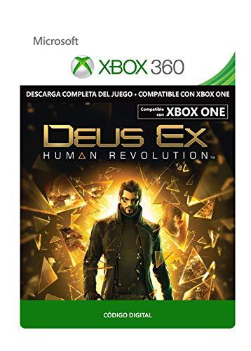 Deus Ex: Human Revolution | Xbox 360 - Plays on Xbox One - Código de descarga