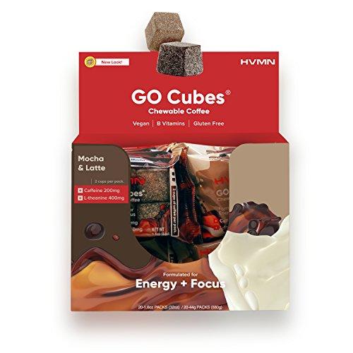 HVMN GO CUBES Energy Chews