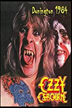 Ozzy Osbourne Weekly Planner Lined Notebook Journal, 100 Pages (6 x 9 Inches) Blank Ruled Writing Journal With Inspirational Quotes, Perfect Diary ... Ideas .: Best Gift For Ozzy Osbourne Fan