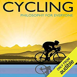 Cycling audiobook cover art