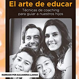El Arte de educar [The Art of Educating] audiobook cover art
