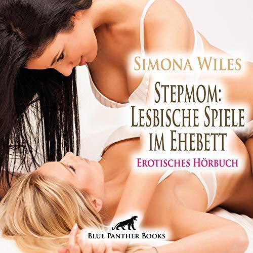 Stepmom - Lesbische Spiele im Ehebett Titelbild