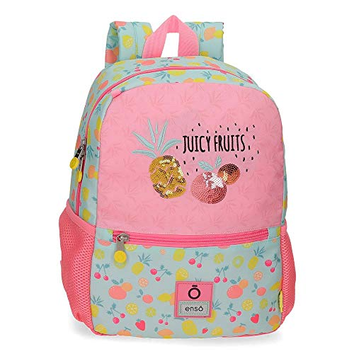 Enso Juicy Fruits Walking Backpack Multicoloured 25x32x12 cms Polyester