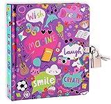 Mollybee Kids My Favorite Things Girls Lock and Key Diary