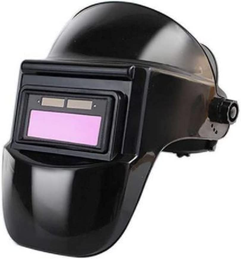 bjyx Today's only Fully Automatic Darkening Recommended Welding Insulation Heat an Helmet