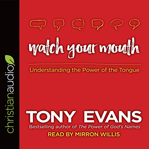 Watch Your Mouth audiobook cover art
