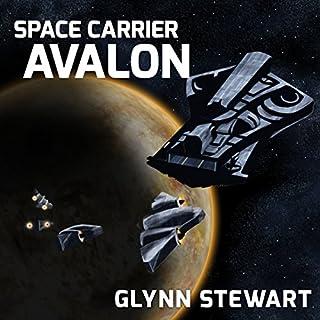 Page de couverture de Space Carrier Avalon