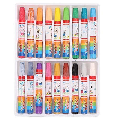 Pluma del dibujo de la pluma del color, pluma del arte de diversos colores para el hogar para los niños(18 colors)