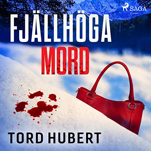 Fjällhöga mord cover art