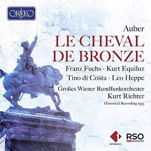 Franz Fuchs, Kurt Equiluz, Leo Heppe, Tino di Costa, Grosses Wiener Rundfunkorchester feat. Kurt Richter