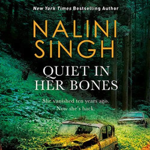 Couverture de Quiet in Her Bones
