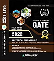 GATE 2022 Electrical Engineering GATE Previous Year Solved Papers Vol 2