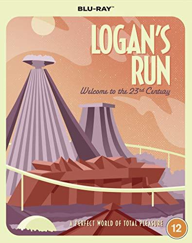 Logan's Run [Blu-ray] [1976] [Special Poster Edition] [Region Free]