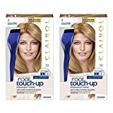 Pack of 2 Clairol Nice 'n Easy Root Touch Up Kits that matches leading shades of Dark Blonde, including salon colors. The Precision Brush makes application easy & fast  concealing roots or gray hairs in minutes, with coverage that last up to 3 weeks ...