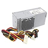 YEECHUN 250W L250NS-00 D250AD-00 Power Supply for Dell Optiplex 390 790 990 3010 DT 530s 537s 540s 545s 546s 560s 570s 580s Vostro 200s 220s 230s 400s Studio 540s Slim Desktop DT Systems