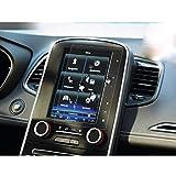 LFOTPP Megane Scenic Espace Talisman 8,7 Zoll Navigation Schutzfolie, Panzerglas Bildschirmschutzfolie GPS Navi Folie