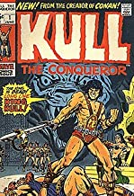 Kull the Conqueror (1971, 1st series) #1