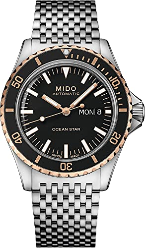 Mido Taucheruhr Automatik Ocean Star Tribute Bicolor M026.830.21.051.00