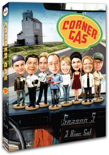 Corner Gas: Season 5 [Alemania] [DVD]