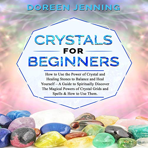 Crystals for Beginners cover art