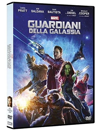 DVD I GUARDIANI DELLA GALASSIA