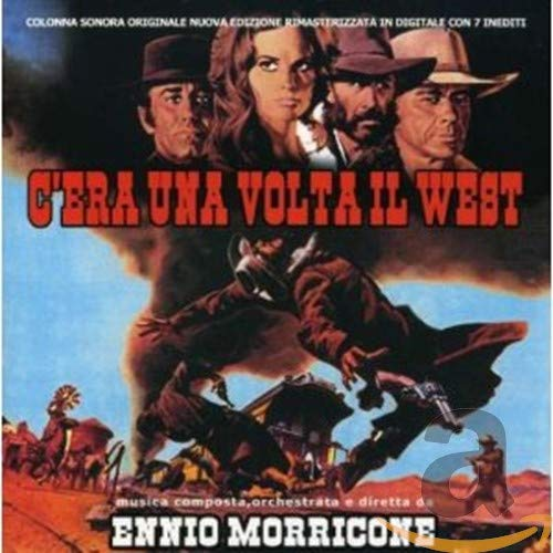 C'era Una Volta Il West (Once Upon a Time in the West) (Original Motion Picture Soundtrack)