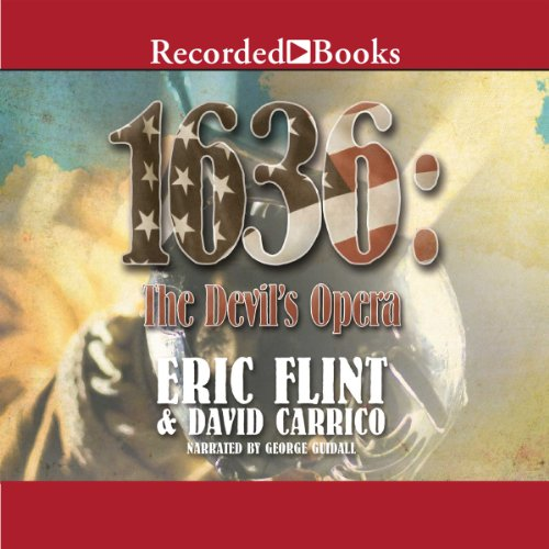 1636: The Devil's Opera audiobook cover art