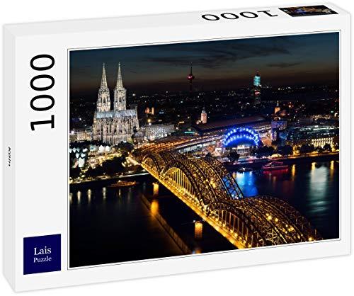 Puzzle Colonia 1000 Piezas