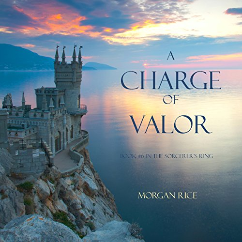 A Charge of Valor audiobook cover art