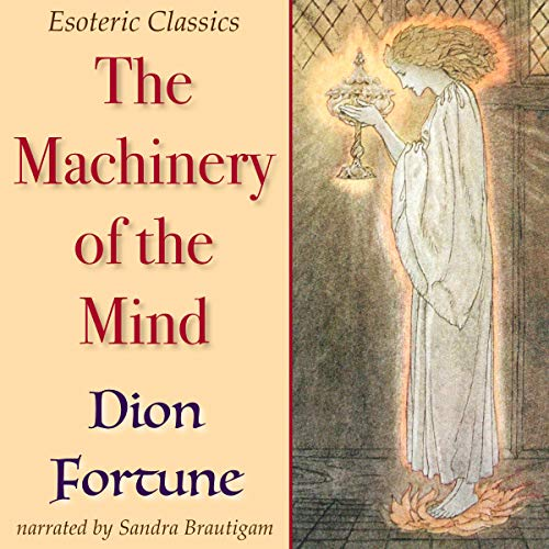 The Machinery of the Mind audiobook cover art
