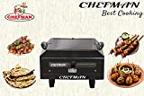 Chefman Electric Tandoor 2 in 1 Tandoor (Black)