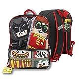Batman Backpack For Boys