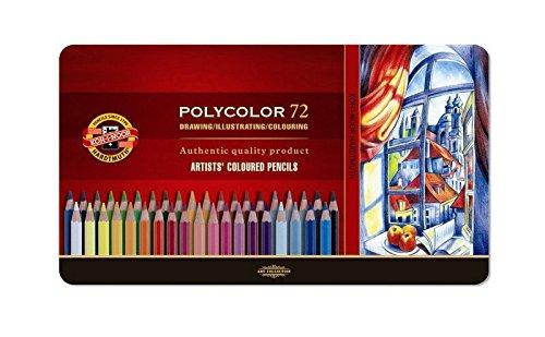 Koh-I-Noor Polycolor Drawing Pencil Set