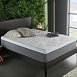 RENUE 12-Inch Hybrid Mattress, Copper & Gel Infused Memory Foam Cool Sleep,...