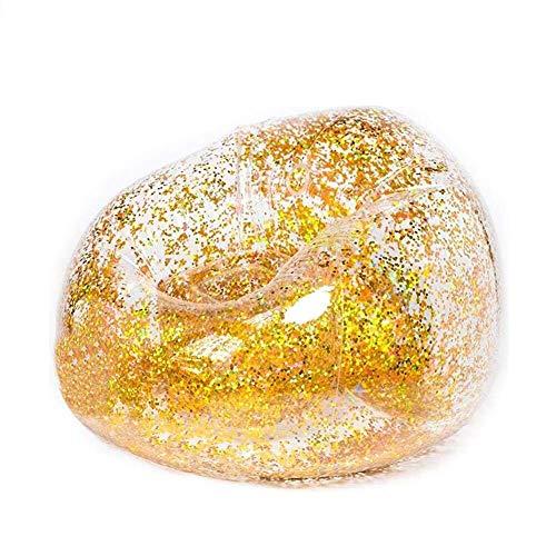 Faus Koco Comprar inflable oro holográfica silla Glitter transparente habitaciones Claro perfecto f