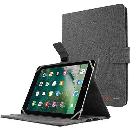 TECHGEAR Apple iPad 2017 PowerSuit4000 hoesje met ingebouwde Power Bank en standaard